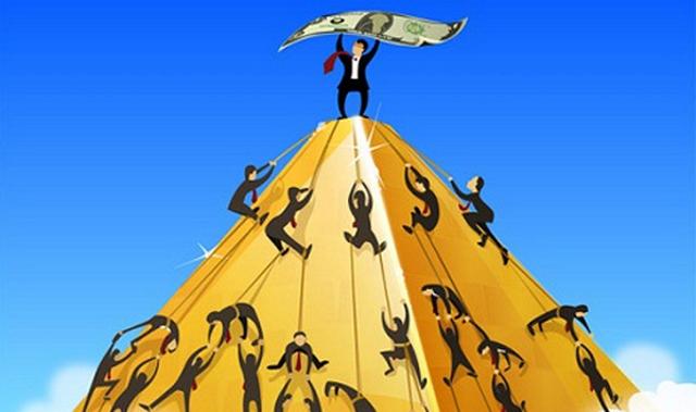 Вложение денег в проекты сетевого маркетинга